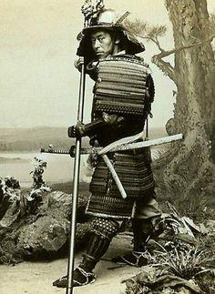 Samurais will cut you.