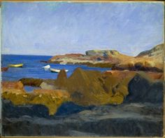 Cove at Ogunquit, Edward Hopper, 1914
