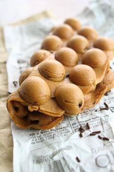 Hongkong Waffle