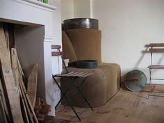 Rocket stove Mass Heater by ecologie-pratique, via Flickr
