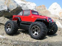 Hpi 106704 Jeep Wrangler Rubicon Body Ets Hobby Shop