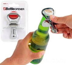 A great gift for new parents. PACIFIER BOTTLE OPENER