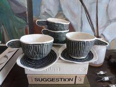Espresso cups | Suzanne Sullivan