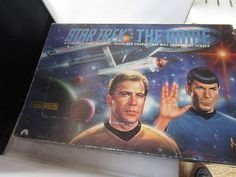 1992 Star Trek The Game sealed pieces
