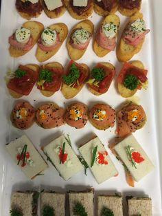 Culinaire traktaties bedrijfsfeest