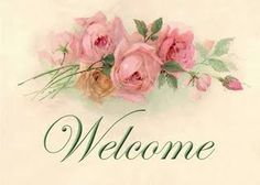 A gentle WELCOME...come in & have your taste buds TICKLED PINK