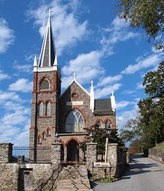 St. Peter's Roman Catholic Church (Harpers Ferry, West Virginia) - Wikipedia, the free encyclopedia