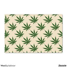 Sold 50 Weed Tissue