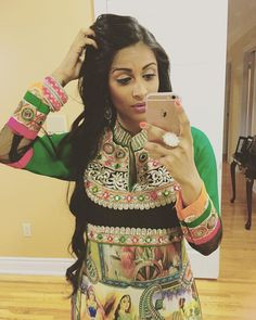 Pin for Later: 10 Reasons Lilly Singh Is the Ultimate Beauty Superwoman She can pull off lengthy mermaid waves. Mermaid Waves, Lilly Singh, Famous Youtubers, Up Girl, The Only Way, Beauty Secrets, Hair Looks, Girl Power, Celebs