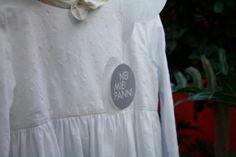 Nei Miei Panni - camicia bianca primi fiocchi