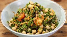 Try this mediterranean recipe by Adrian Richardson from Good Chef Bad Chef.