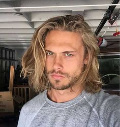 30+ Lengthy Hair Males | Men Hairstyles