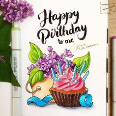 Happy birthday to me! 17 again :))) Люблю свой день рождения, потому что он в мае. Почти всегда светит солнце и цветет сирень. Люблю весну..))