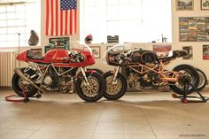 Ducati Cafe Racer by Marco Rebecchi - Marco OnePercenter R #motorcycles #caferacer #motos | caferacerpasion.com