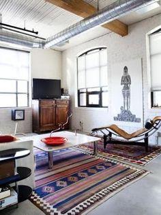 La petite fabrique de rêves: A Toronto : le loft ethnique de Kara ... Rédaction vinciane fiorentini-michel pour le blog la petite fabrique de rêves.blogspot.fr