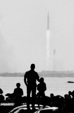 Ralph Crane • Apollo 11 Launch at Cape Canaveral