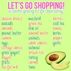 Helpful tips for clean eating
