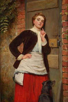 View Hush by Charles Sillem Lidderdale on artnet. Browse upcoming and past auction lots by Charles Sillem Lidderdale. John Hanson, Munier, John Charles, Pierre Auguste Renoir, European Paintings, Global Art, Female Images, Hush Hush, Art Market