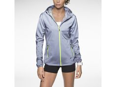 Nike Allover Flash Women's Running Jacket - $450 (yeah, I need this. For night time anything!)