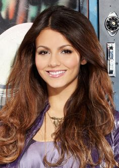Victoria Justice on Victorious!