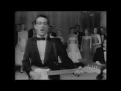 Buddy Holly & The Crickets - Peggy Sue - Live on The Arthur Murray Party (29th December, 1957) in HD