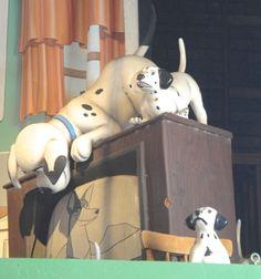 Disney's Hollywood Studios Hidden Mickeys