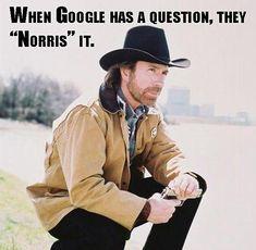 Chuck Norris Facts (11 Pics)