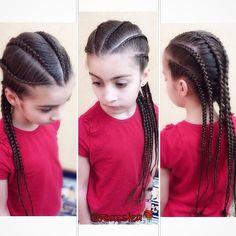 #Косы, #косыдлядевочек, #hair, #hairstyleforgirls, #braidsforgirls #schoolhairstyle #плетениекос #прическившколу #КОСЫВШКОЛУ #lovebraids #французскаякоса #ПРИЧЕСКИИЗКОС #косыслентами Kids Hairstyle, Little Girl Hairstyles, Cute Hairstyles, Braids For Kids, Agar, Dark Beauty, Great Hair, Hair Dos, Little Girls
