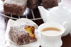 Theres a reason this recipe is an Aussie classic - serve these lamingtons and youll see why!