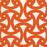 $96 Trina Turk Fabric by the Yard Santorini Print Persimmon SCHF174301