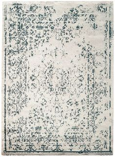 Mirage Rug - 170 x 240 cm Silver by Toulemonde Bochart - Design furniture and decoration with Made in Design
