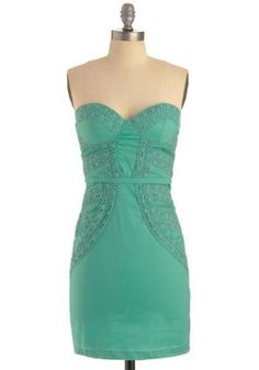 party_dress_turquoise
