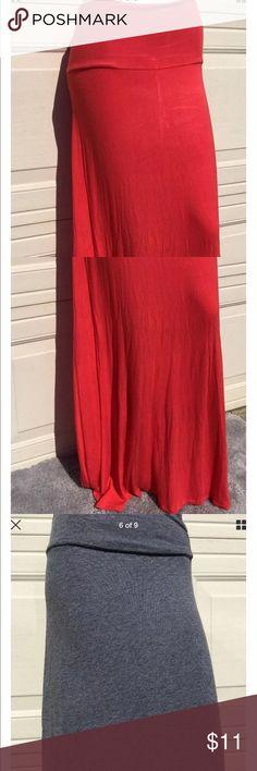 Xhilaration MM Womens Size Medium Lot Skirts Maxi Xhilaration MM Womens Size Medium Lot Skirts Maxi Full Length Casual Party Xhilaration Skirts Maxi