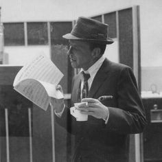Frank Sinatra-early years....miss him and thankful to have HIS MUSIC!