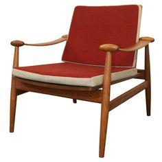 Finn Juhl Spade Chair: Modern LoungeModern ChairsDanish ...