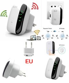 [Visit to Buy] Wireless-N Wifi Repeater 802.11n/b/g Network WiFi Routers 300Mbps Range Expander Signal Booster Extender WIFI Ap Wps Encryption #Advertisement