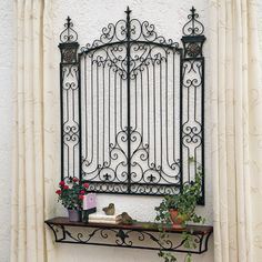 73 Best Wrought Iron Wall Decor Images Wrought Iron