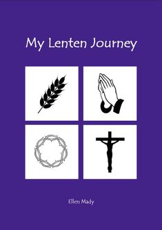 This 74 page printable activity book combines faith, fun and learning. It includes: a brief history of Lent, Lent-themed worksheets, craft and family activity ideas, and a daily journal with Scripture passage and writing prompts.