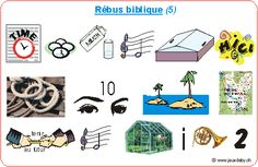 Jeu : rébus bibliques sur le thème des béatitudes Image Jesus, Faith Crafts, Beatitudes, Les Themes, Sunday School, Prayers, Religion, Parents, Journaling