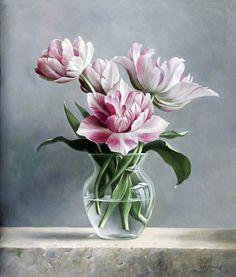 Szépség virágok - csokrok - Artist Pieter Wagemans (38 fotó)