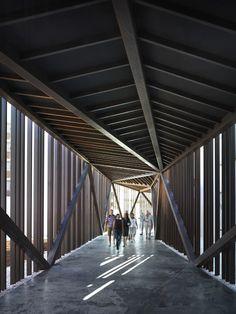 GAP Arquitectos | Rehabilitación del la Antigua Alcoholera Extremeña como Museo de las Ciencias del Vino en Almendralejo, Badajoz | HIC Arquitectura