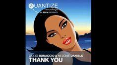 Giulio Bonaccio & Melonie Daniels - Thank You (Mark Di Meo Classic Remix)