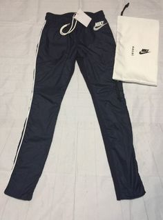 c9cd4790 Nike Nikelab x Sacai Women's Track Pants XS 802263-451 NWOT, With Attached  Bag