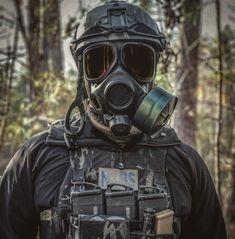 Steampunk Gas Mask, Tactical Wear, Plate Carrier, Army, Darth Vader, Military, Character, Gi Joe, Military Man
