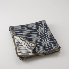 Signal Stripe Throw by Schoolhouse Electric | The Cozy Collection