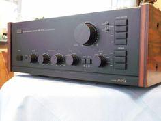 Sansui AU-X11 from 1981