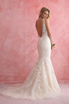 Allure Romance 2807 - Debra's Bridal Shop at The Avenues 9365 Philips Hwy Jacksonville, FL 32256 (904) 519-9900