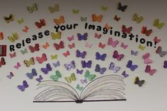 Happy Spring from the Children's Department at Emma Clark Library!