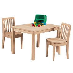 Children Table And Chairs Zero Gravity Lift Chair 10 Best S Tables Rockers Images Furniture Amp Mission Juvenile Unfinished