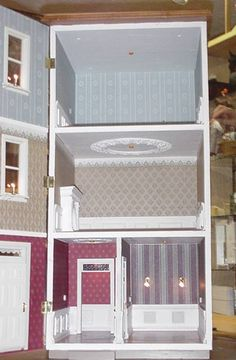 Melodie finished the interior of this townhouse